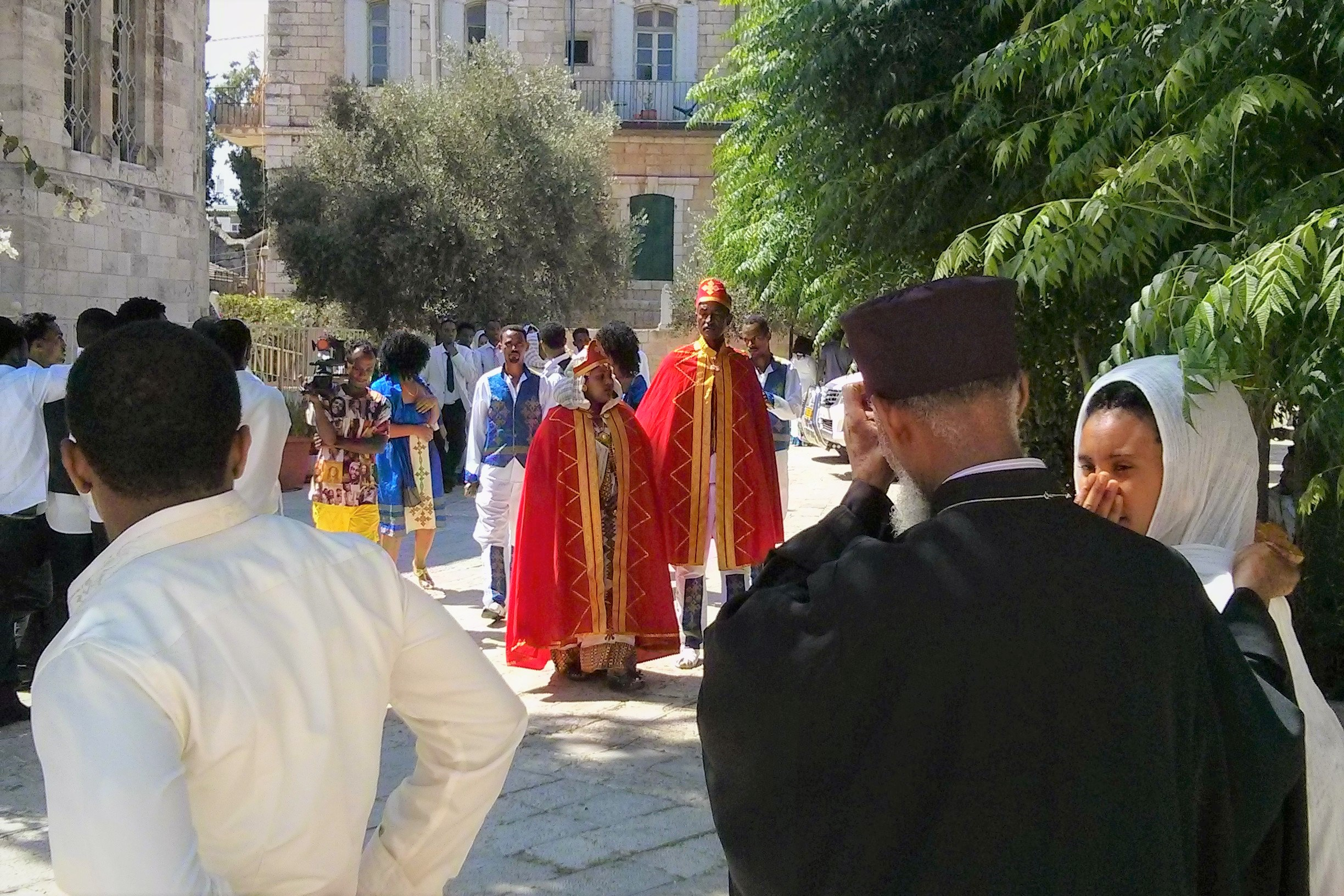 Ethiopian Orthodox Church In Jerusalem Sacred Sites In